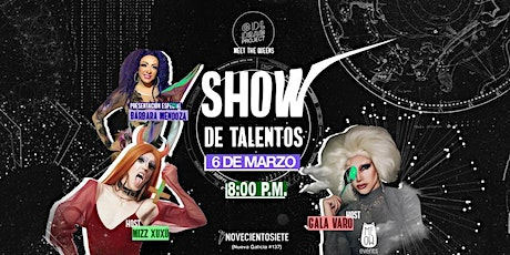 GDL Drag Project: Show de Talentos boletos