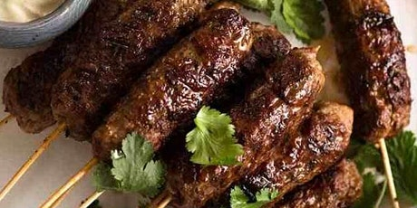 UBS - Virtual Cooking Class: Lamb Kofta with Feta Salad tickets