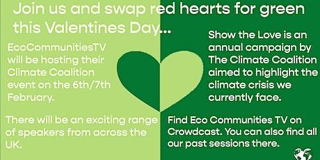 Show the Love - Free Virtual Event 6/7th Feb tickets