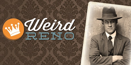 Weird Reno Walking Tour tickets