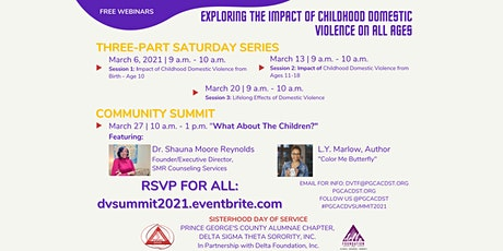 Exploring the Impact of Childhood Domestic Violence on All Ages biglietti
