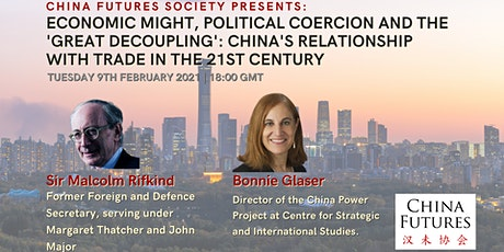 CFS Roundtable - China's Relationship with Trade in the 21st Century tickets