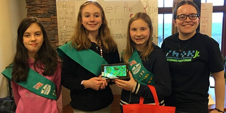 GIRL SCOUT HACKATHON CELEBRATING EARTH DAY 2021 tickets