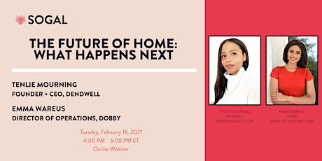 The Future of Home: What Happens Next tickets