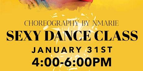 Walking Queens Sexy Dance Class (N Marie edition) tickets