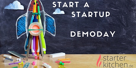 Start a  Startup Demoday Tickets