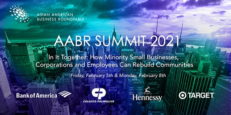 Asian American Business Roundtable Summit 2021 tickets