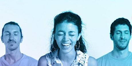 Taller de Meditación y Respiración Introductorio al Curso de Yes+!Plus entradas