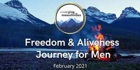 Freedom & Aliveness Journey for Men - Intro Session tickets