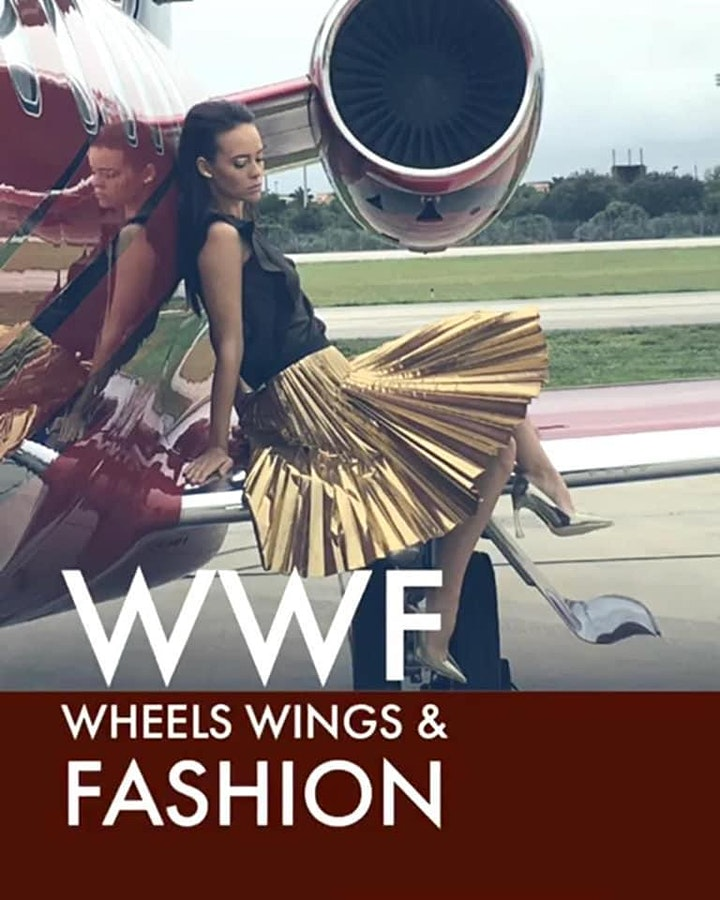 3rd  Annual Wheels, Wings, & Fashion Hangar Party! image