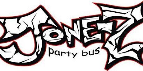 Sturgis JoneZ Bus Wristband tickets