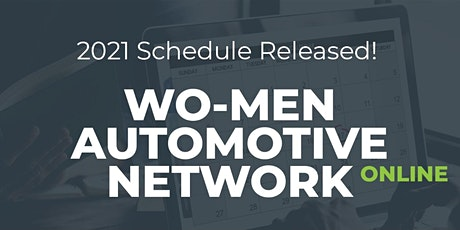 Annual Wo-Men Automotive Summit tickets