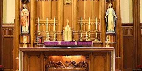 HOLY MASS SAINT JOHN THE BAPTIST QUINCY, MA tickets