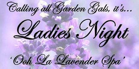 Ooh La Lavender Spa tickets