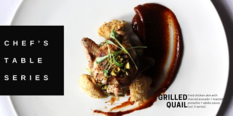 Campbell's Chef's Table Series tickets