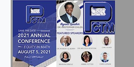 2021 PCTM Annual Conference biglietti