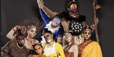 Lion king x Black is King LIVE......FEBRUARY 7th at 7pm tickets