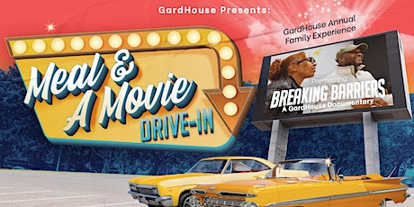 GardHouse Annual Family Dinner: Drive-in  Movie Fundraiser tickets