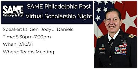 Virtual Scholarship Night tickets