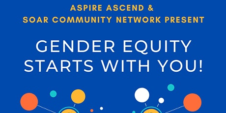 Gender Equity Starts with You! tickets