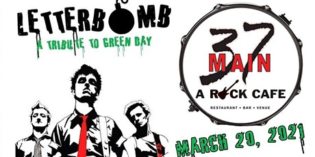Letterbomb (The Green Day Tribute Show) tickets