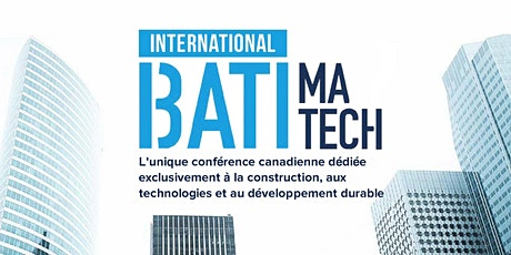 Batimatech international billets