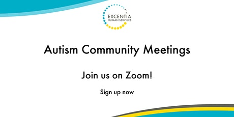 Autism Community Meetings - February tickets