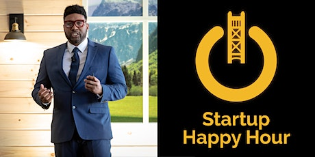 Startup Happy Hour with Jontae James, CEO of NatureTrak tickets
