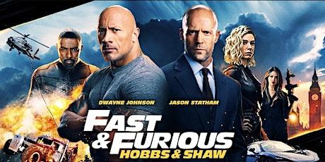 Hobbs & Shaw - Drive In Movie - Sat 1/30 - 8pm tickets