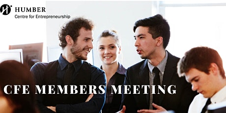 CfE Members Meeting - Virtual tickets