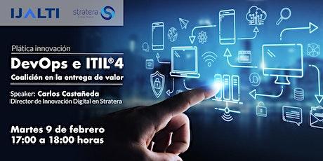 DevOps e ITIL® 4: Coalición en la entrega de VALOR! entradas