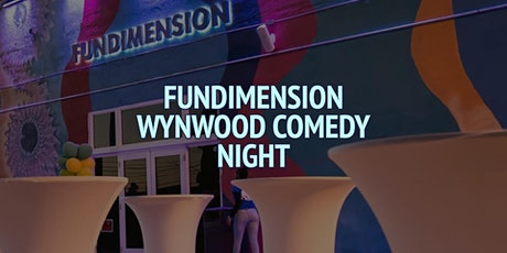 Fundimension Wynwood Comedy Night entradas