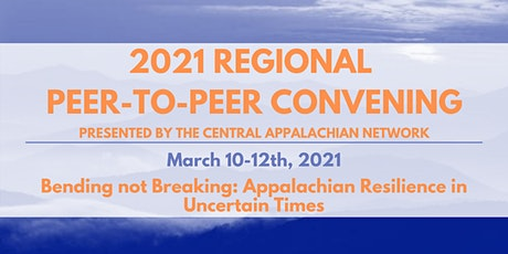 2021 CAN Regional Peer-to-Peer Convening tickets