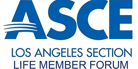 ASCE LA Life Member 2021 Virtual Induction Ceremony tickets