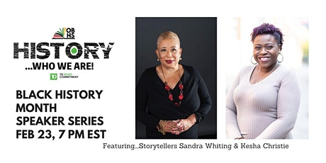 Part 3- OBHS Black History Month Speaker Series tickets