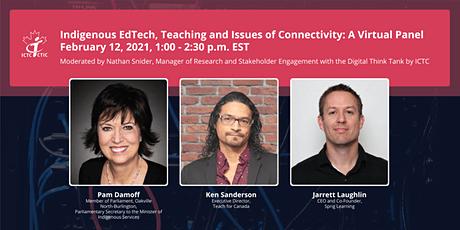 Indigenous EdTech, Teaching & Issues of Connectivity: A Panel Discussion tickets