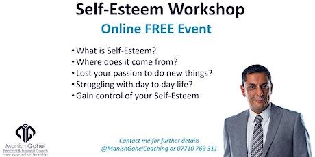 Self-Esteem Workshop tickets