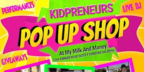 Kidpreneurs Spring Pop Up Shop tickets