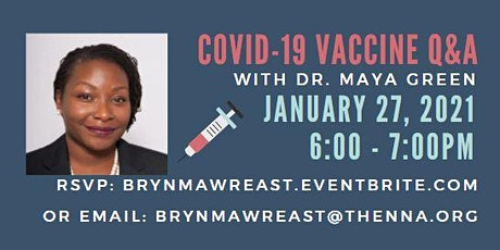 COVID-19 Q&A on Vaccination tickets