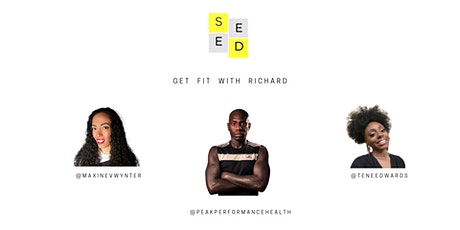 Get Fit with Richard tickets