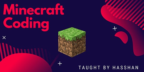 *Free Trial* Learn Minecraft Coding! [Kids] tickets
