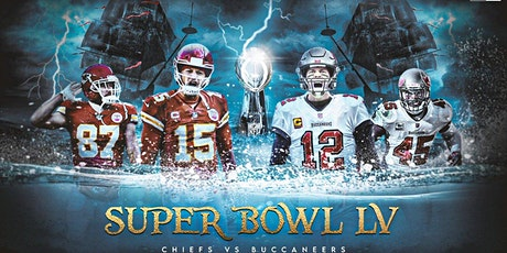 Superbowl 55 Chiefs vs Bucs French Quarter New Orleans Viewing tickets