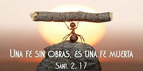 Charla Biblica en Español entradas