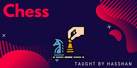 *Free Trial* Learn basics of Chess! [Kids] tickets