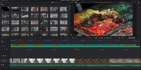 DaVinci Resolve for Post Production Workflows (1x3hrs) tickets