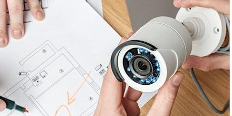 CURSO INTENSIVO DE CCTV -  8 de Febrero 2021 entradas
