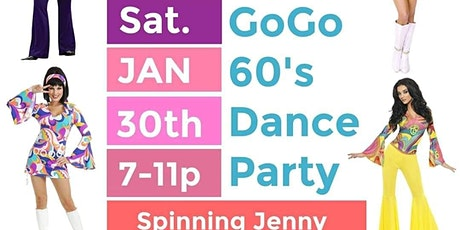 Foreverland's Go Go 60's Dance Party tickets