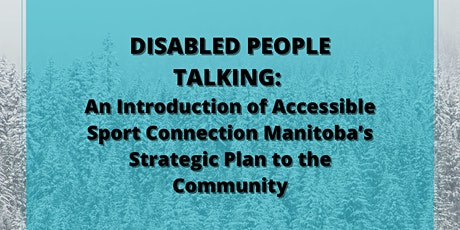 DISABLED PEOPLE TALKING tickets