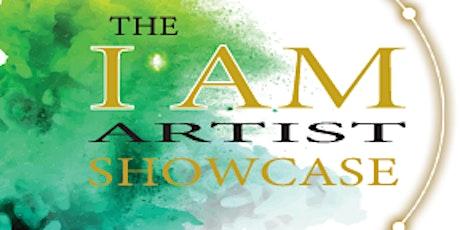 The I AM Artist Showcase tickets