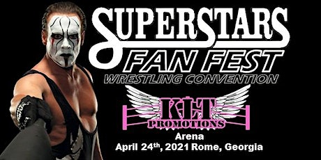 Meet & Greet with STING at Superstars Fan Fest tickets